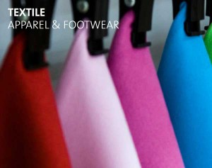 TEXTILE APPAREL AND FOOTWEAR